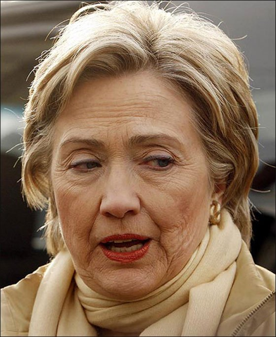 Does Hillary take natural  thyroid?